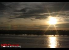 Senja di Kapuas