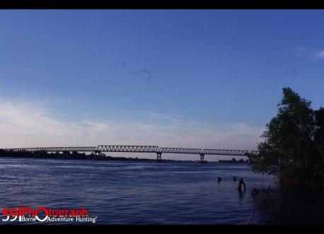 Jemabatan Pulau Telo, Kapuas, Kalteng