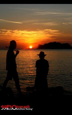 Pantai Tanjung Dewa, Batakan, Kalsel