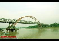 Jembatan Kahayan, Palangkaraya, Kalteng